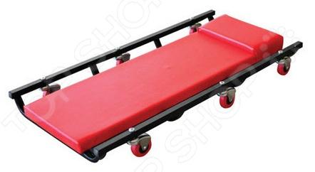 Лежак ремонтный на колесах Big Red TR6451