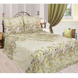 фото Комплект постельного белья Сова и Жаворонок «Авокадо». 1,5-спальный