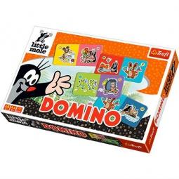 Купить Домино детское Trefl «Крот»