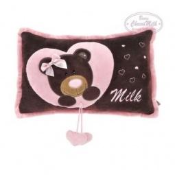 фото Мягкая игрушка для ребенка Orange «Подушка» Milk