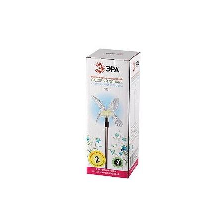 Купить Светильник садовый Эра SD1 «Цветок+Колибри»