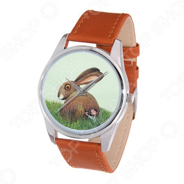 Часы наручные Mitya Veselkov «Сон о большом кролике» Color часы наручные mitya veselkov райский сад color