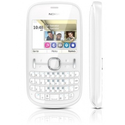 фото Мобильный телефон Nokia 200 Asha. Цвет: белый