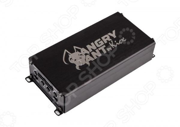 Автоусилитель KICX ANGRY ANT 4.85 автоакустика kicx pd 6 2