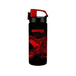 фото Термос Арктика 702-500. Цвет: черный, красный