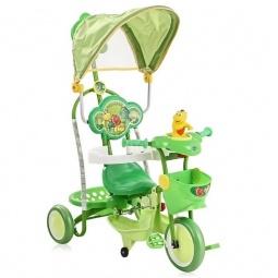 фото Велосипед трехколесный Happy Dino LSR401R