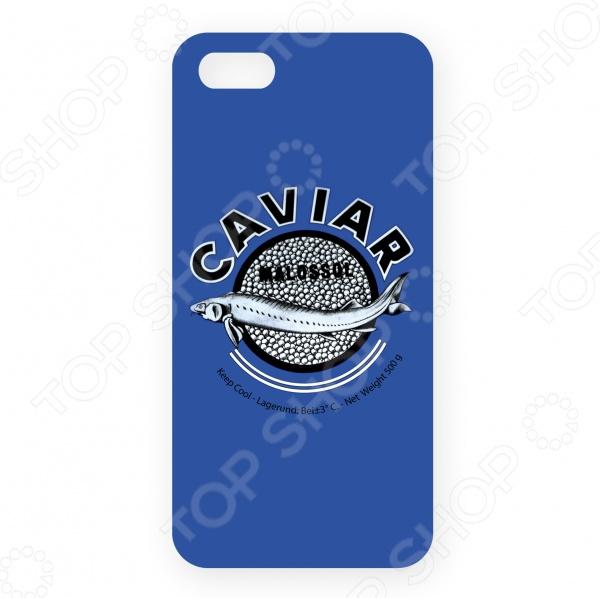 цены на Чехол для iPhone 5 Mitya Veselkov «Банка черной икры» в интернет-магазинах