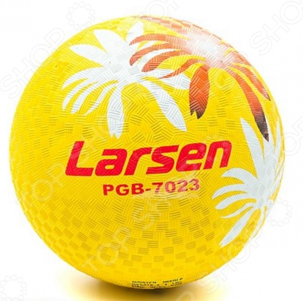 Мяч Larsen «Тропики»