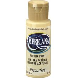 фото Краска акриловая DecoArt Премиум Americana. Цвет: ванильный