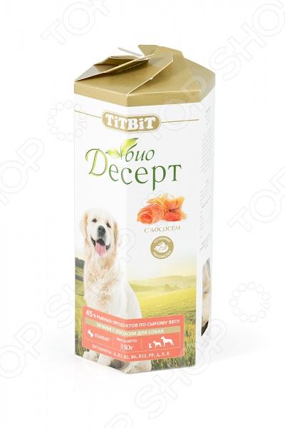 Лакомство для собак TiTBiT 6940 «Печенье с лососем»