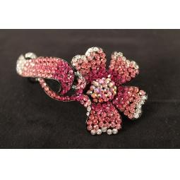 Купить Заколка «Аленький цветочек»