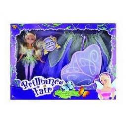 фото Костюм карнавальный с куклой Rinzo 7550098 BrillianceFair с куклой «Лесная Фея»