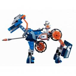 фото Конструктор игровой LEGO «Ланс и его механический конь»