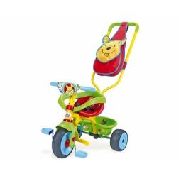Купить Велосипед трехколесный Smoby Be Fun Confort Winnie