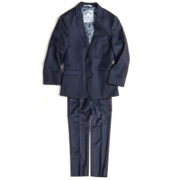 Купить Костюм классический Appaman Suit Set. Цвет: синий