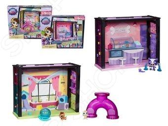 Набор игровой для девочки Hasbro 60460 игровой набор hasbro littlest pet shop зверюшка с волшебным механизмом 4 предмета от 4 лет а5130