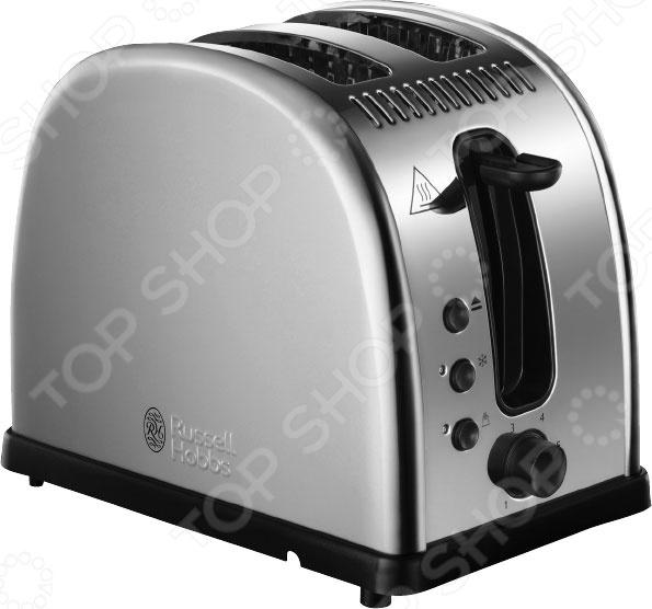 Тостер Russell Hobbs Legacy электрочайник russell hobbs legacy kettle black 21283 70