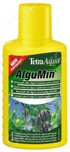 Средство против водорослей Tetra TetraAgua AlguMin new