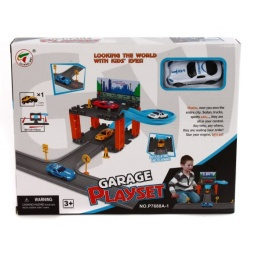 фото Набор игровой для мальчика Shantou Gepai «Паркинг. Город»