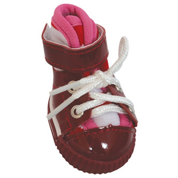 фото Обувь для собак DEZZIE «Шоко». Размер: 1 (4,6х3,5 см)