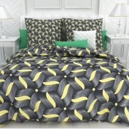 фото Комплект постельного белья Унисон «Panamera». Семейный