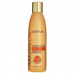 Купить Кондиционер для волос увлажняющий с маслом Арганы Kativa