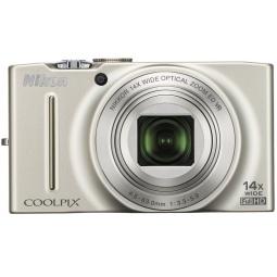 фото Фотокамера цифровая Nikon CoolPix S8200