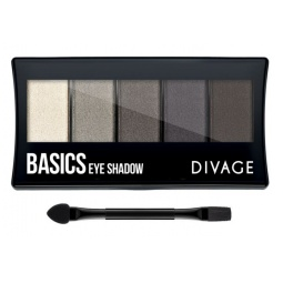 фото Набор теней для век DIVAGE Palettes Eye Shadow Basics