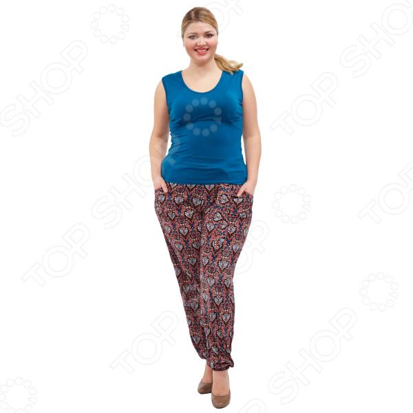 Купить Женские Брюки На Резинке Больших Размеров
