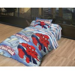 Купить Детский комплект постельного белья MARVEL «Spider Man Удивительный»