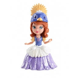 фото Мини-кукла Mattel CCV66 «София Прекрасная в шляпке»