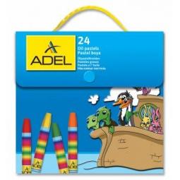 Купить Мелки для рисования ADEL 428 1824 000