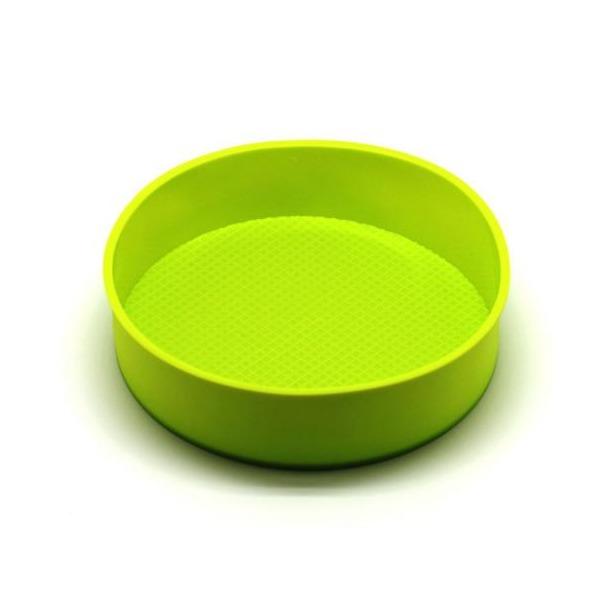 фото Форма для выпечки силиконовая Atlantis «Торт» SC-BK-013. Цвет: салатовый