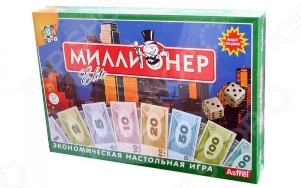 Настольная игра Оригами «Миллионер-элит» шторы томдом классические шторы керид цвет бирюзовый