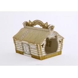 Купить Домик для кошек КотоДом 40638 «Картонный домик»