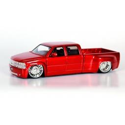 фото Модель автомобиля 1:24 Jada Toys Chevy Silverado Dooley