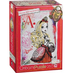 фото Пазл 260 элементов Оригами Ever After High 00671