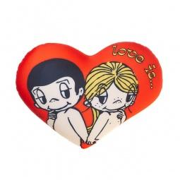 фото Подушка декоративная Love is... «Handshake»