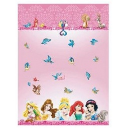 фото Скатерть праздничная Procos 82648 «Принцессы и животные»