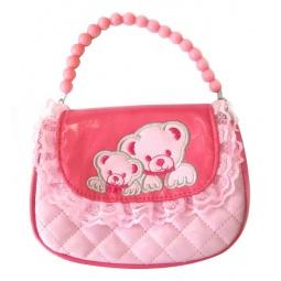 фото Сумочка детская Shantou Gepai 635009 «Бусинка с мишками»