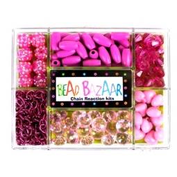 фото Набор для создания украшений Bead Bazaar «Розовый рай»