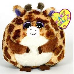 фото Мягкая игрушка TY Жираф TIPPY. Высота: 13 см