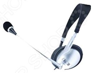 Гарнитура Gembird MHS-615Гарнитуры компьютерные<br>Гарнитура Gembird MHS-615 хорошие наушники с удобным микрофоном и регулятором громкости. Модель обладает чистым звуком, удобное оголовье настраивается под голову пользователя, а мягкие амбушюры обеспечивают неплохую шумоизоляцию. Микрофон расположен на наушнике для более удобного использования<br>