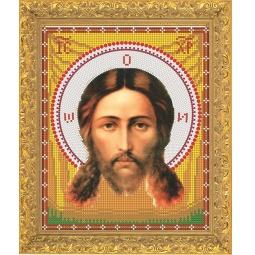 Купить Набор для вышивания бисером Светлица «Святой Спас Нерукотворный»