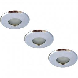 Купить Светильник встраиваемый для ванной Arte Lamp Aqua A5440PL-3CC