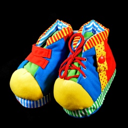 Купить Ботиночки развивающие ФОКС «Мякиши»