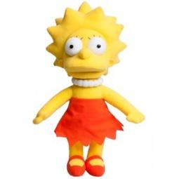 фото Мягкая игрушка Simpsons «Лиза Симпсон»