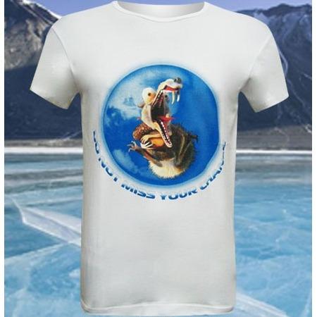 Купить Футболка мужская Dodogood Ледниковый период