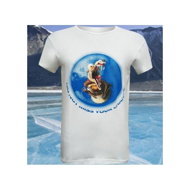 фото Футболка мужская Dodogood Ледниковый период. Размер одежды: 52