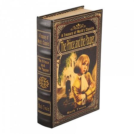 Купить Книга-сейф Alparaisa «Принц и нищий»